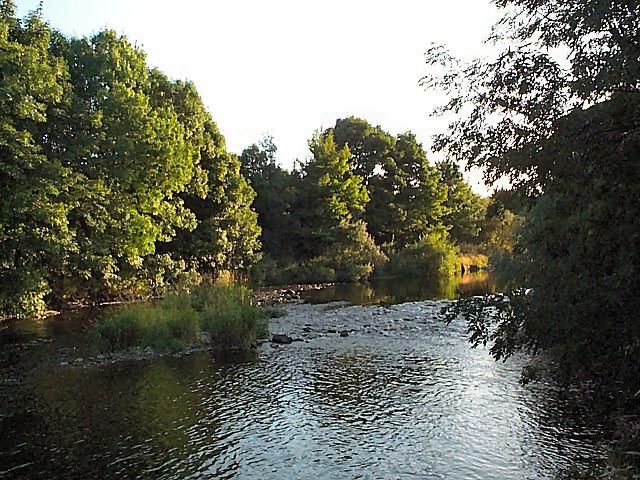River Wharfe east of Otley
