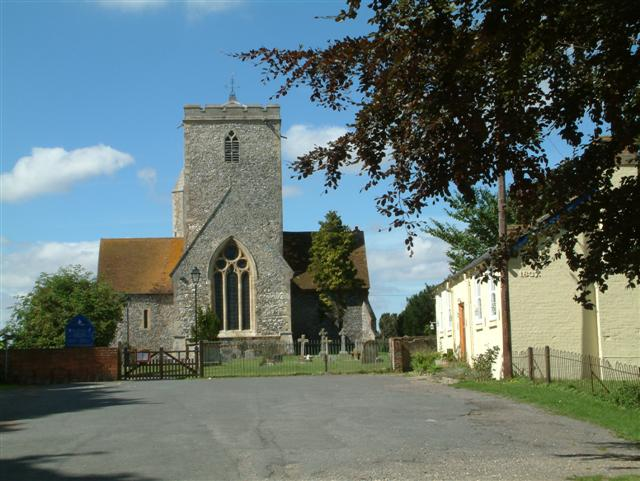 St. Mary's, Cholsey