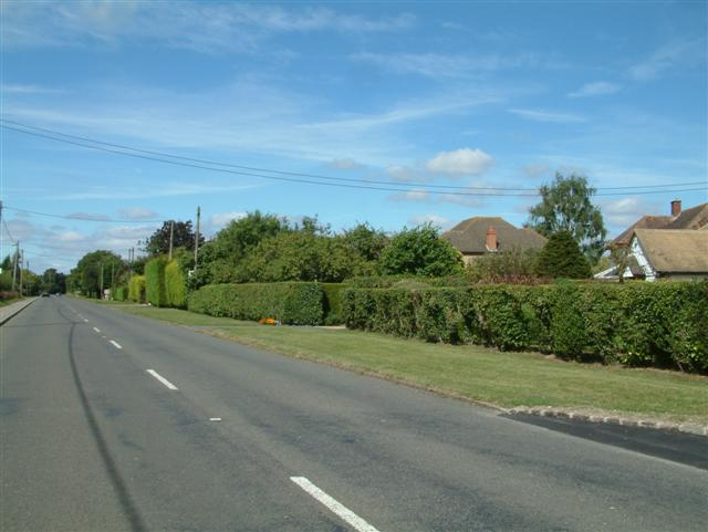 Abingdon Road, Dorchester