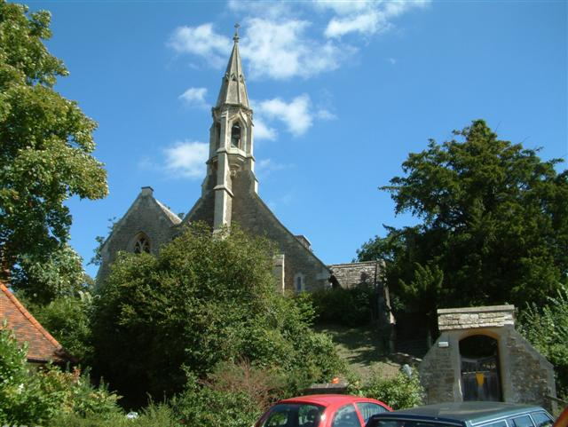 St. Michael and All  Angels Church, Clifton Hampden