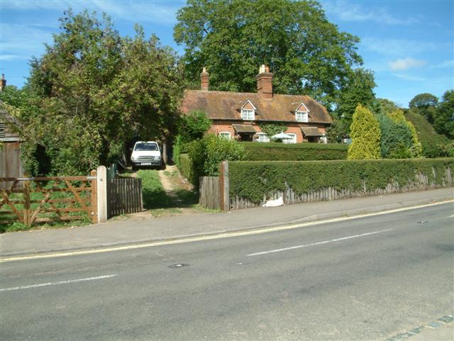 Cottages in Clifton Hampden