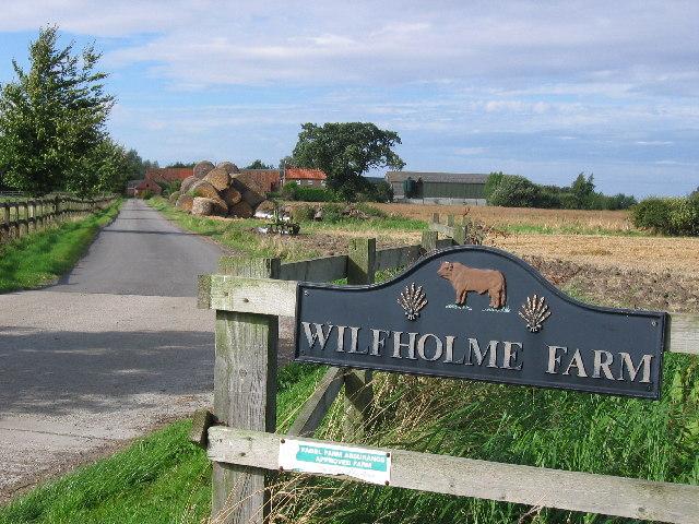 Wilfholme Farm