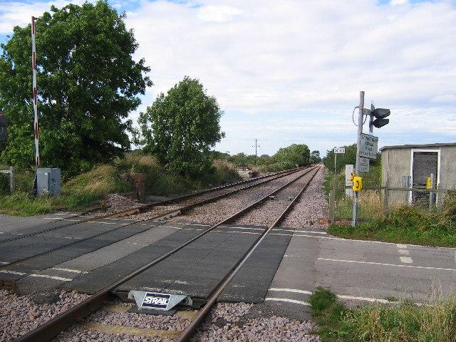 Kilnwick Level Crossing