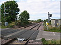 TA0248 : Kilnwick Level Crossing by Stephen Horncastle