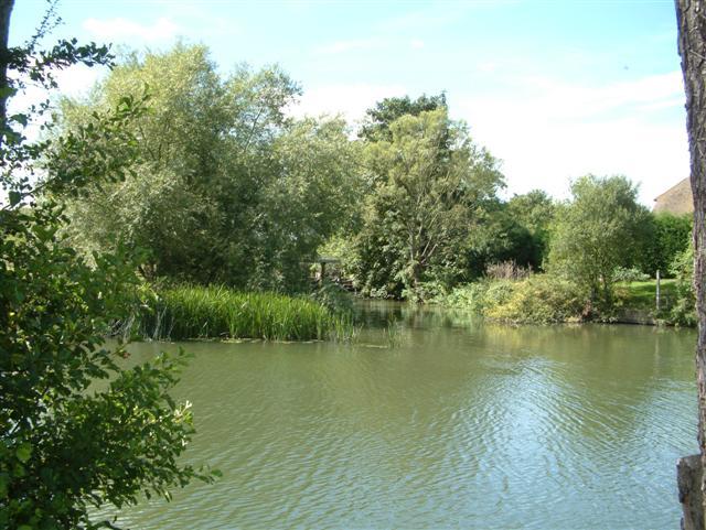 Clifton Cut Weir