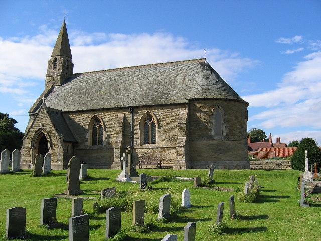 St. Margaret's Church Beswick