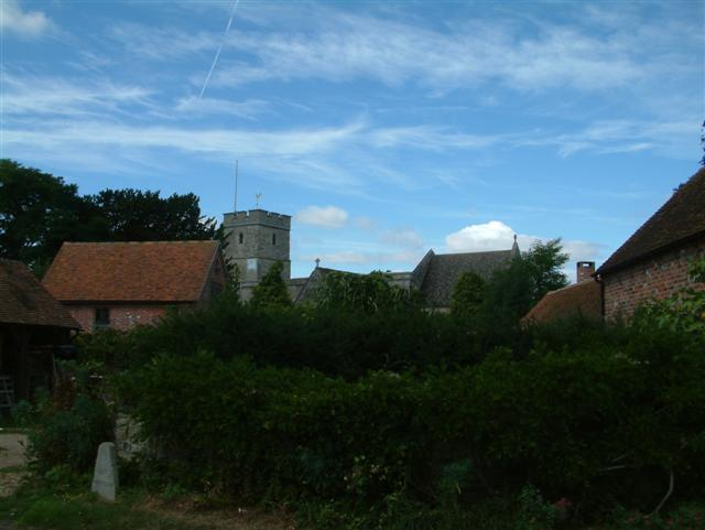 St. Mary's Church, Long Wittenham