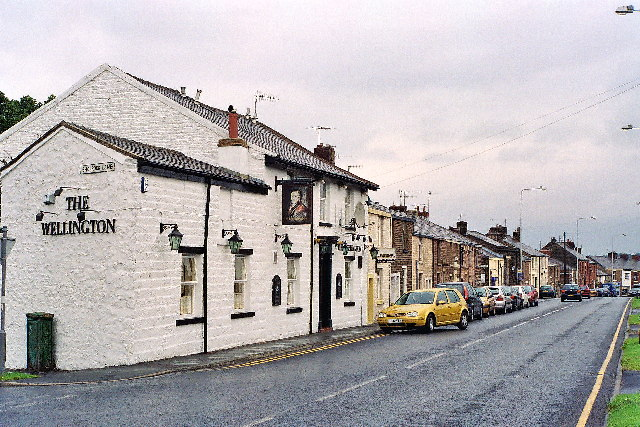 The Wellington, Liversey Branch Road, Blackburn