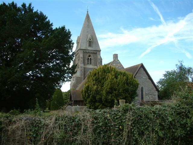 St. Peter & St. Paul's Church, Appleford