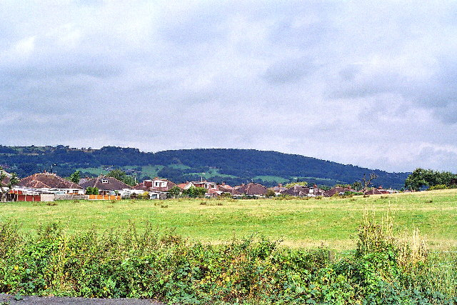Higher Broadhalgh from Horden Rake, Livesey, Blackburn