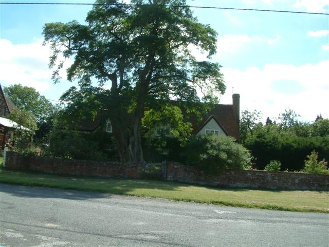 Housing in Appleford