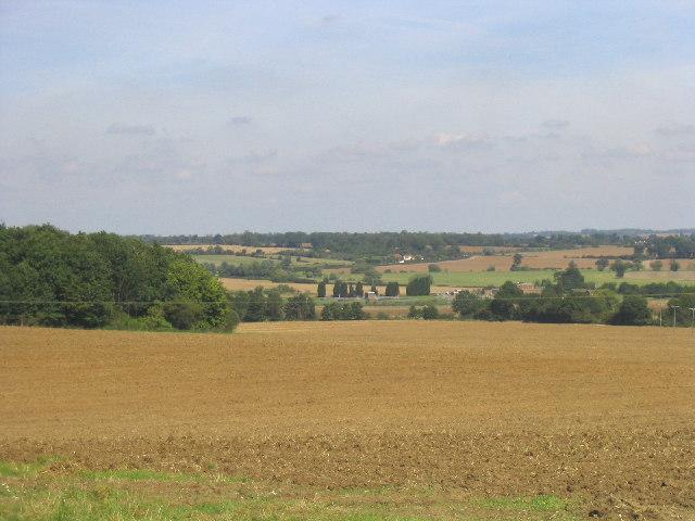 Roding Valley, near Kelvedon Hatch, Essex