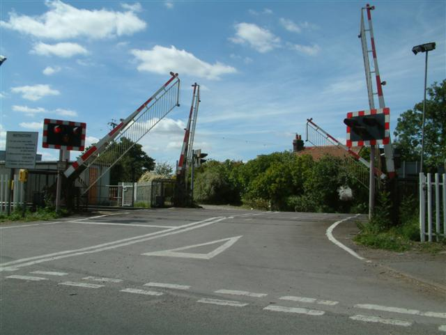 Appleford Crossing