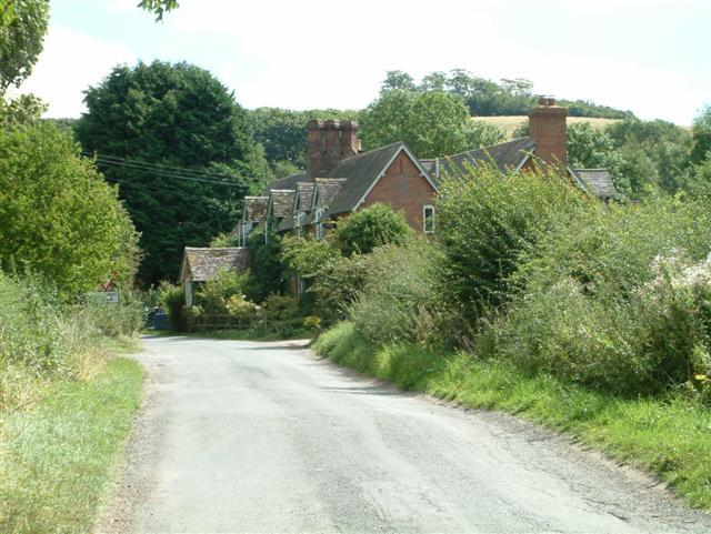 The outskirts of Little Wittenham