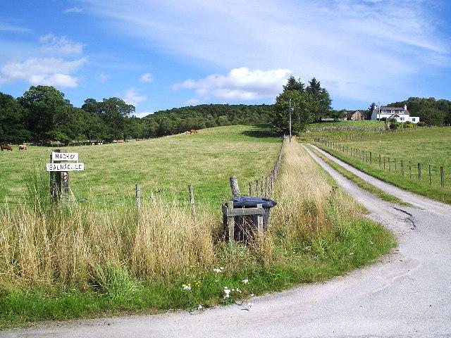 Balnacuile Farm