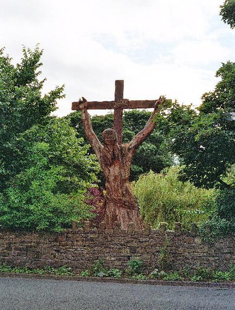 Millennium Crucifix