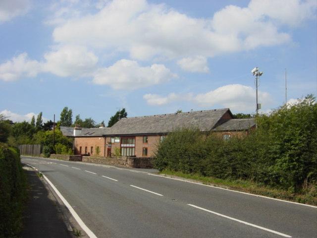 Yew Tree Farm, Netherley