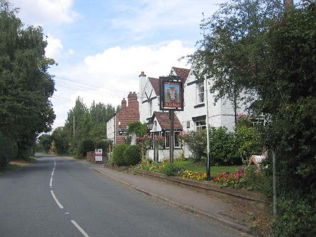 Barston - The Bull's Head