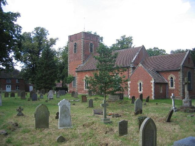 St Swithin's Church, Barston