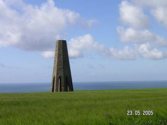 Day Mark Tower , near Froward Point Kingswear S. Devon