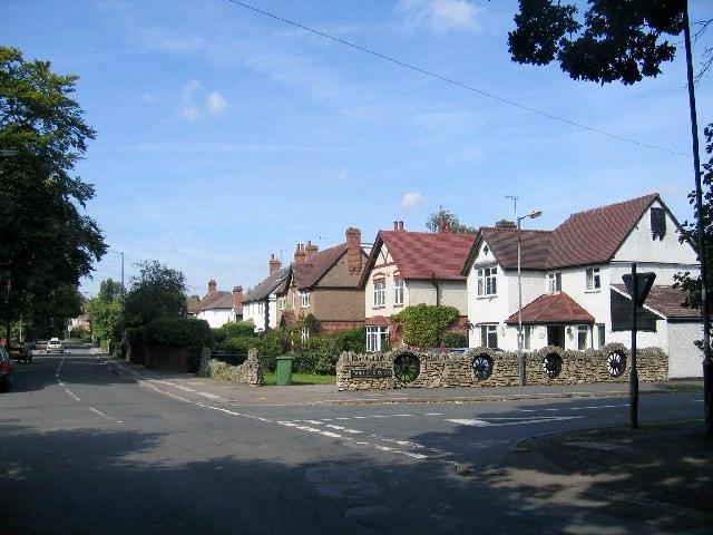 Rouncil Lane, Kenilworth