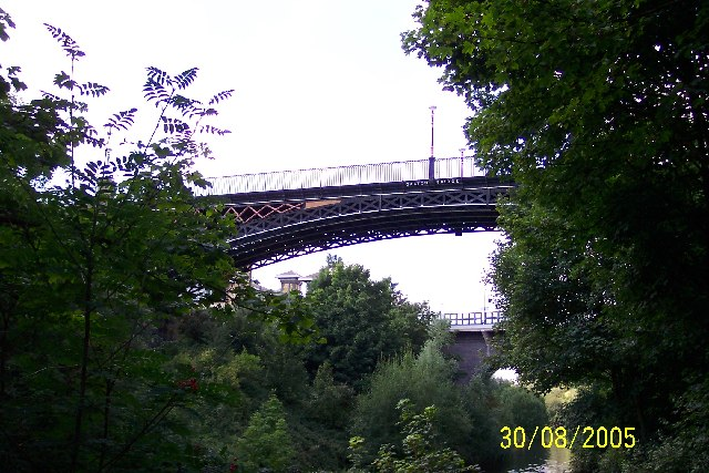 Galton Bridge and Station