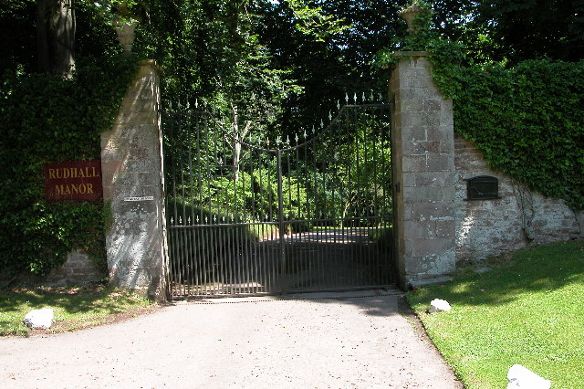 Rudhall Manor