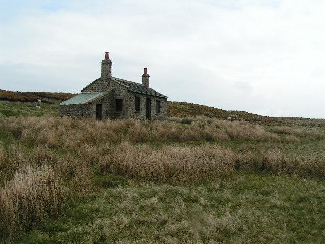 Shooting Hut, Ickornshaw Moor