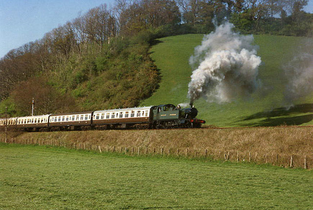 Sampford Brett: West Somerset Railway