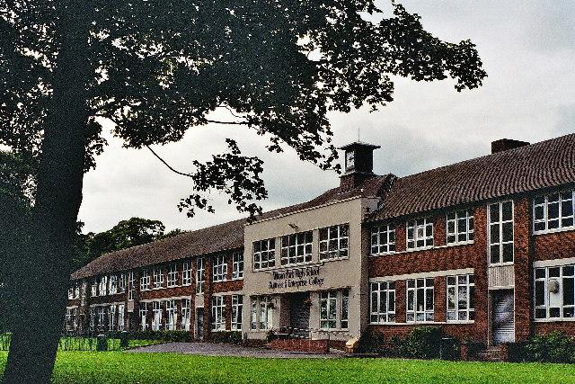 Witton Park High School, Buncer Lane, Blackburn