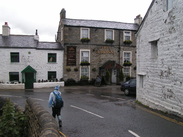 Crown, Horton-in-Ribblesdale