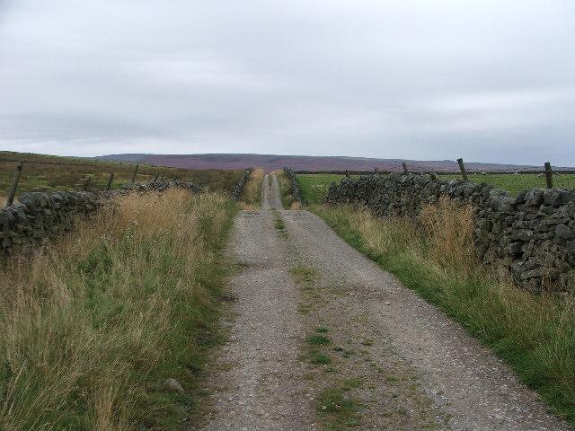 Hartlington Moor Lane