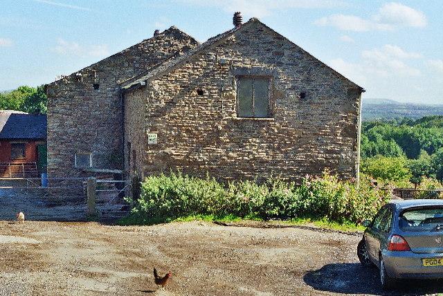 Heys farm (outbuildings)