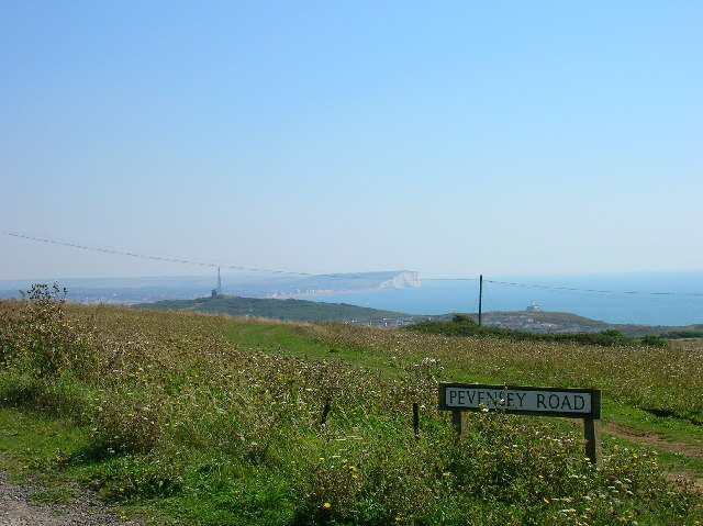 Harbour heights looking toward Seaford Head