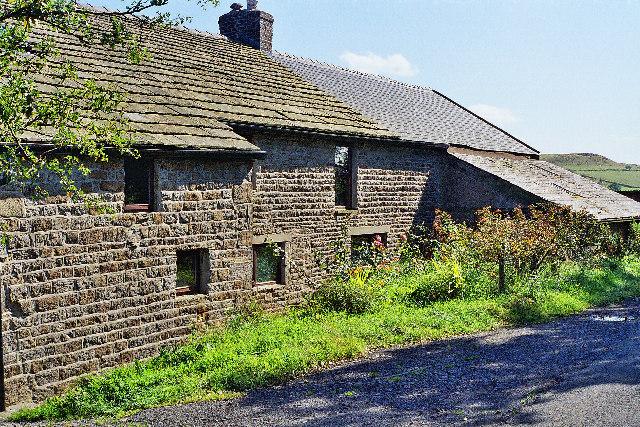 Farm on Shawcliff Lane