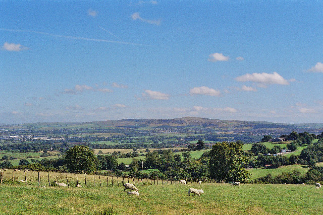 View from Shawcliff Lane