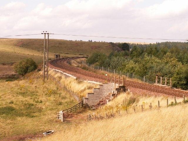 Strathburn bend