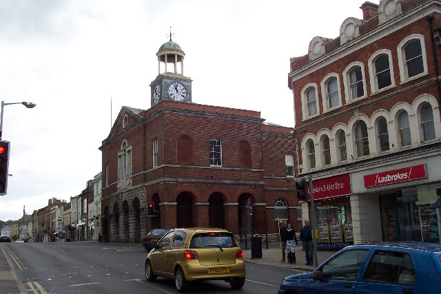 The Town Hall, Bridport