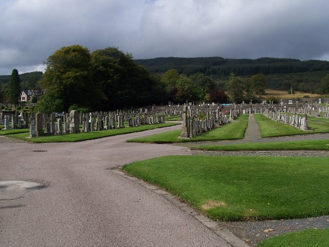 Dunoon Cemetery