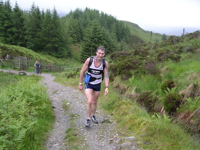 West Highland Way Race 2005