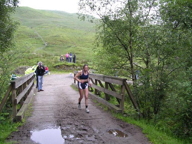 Bridge at Derrydarroch
