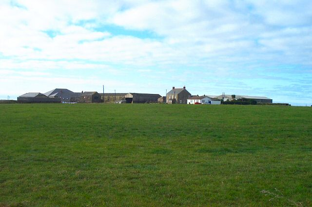 Trevorian Farm - Land's End