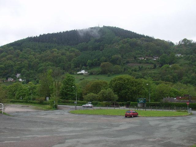 Geraint ( or Barbers Hill ), Llangollen