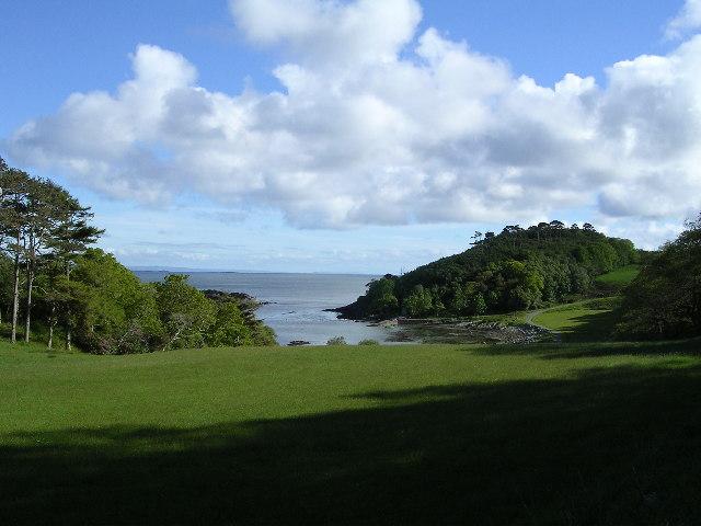Ardlussa Bay