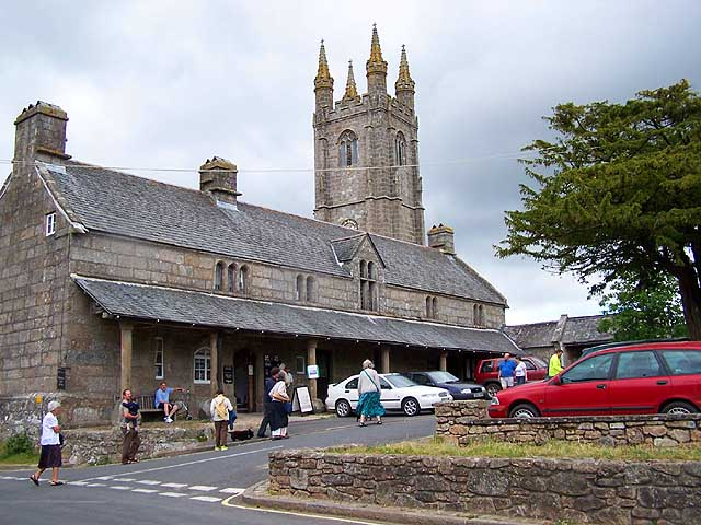 Widecombe in the Moor Information Centre