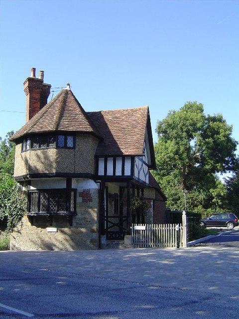 Benenden School Gatehouse