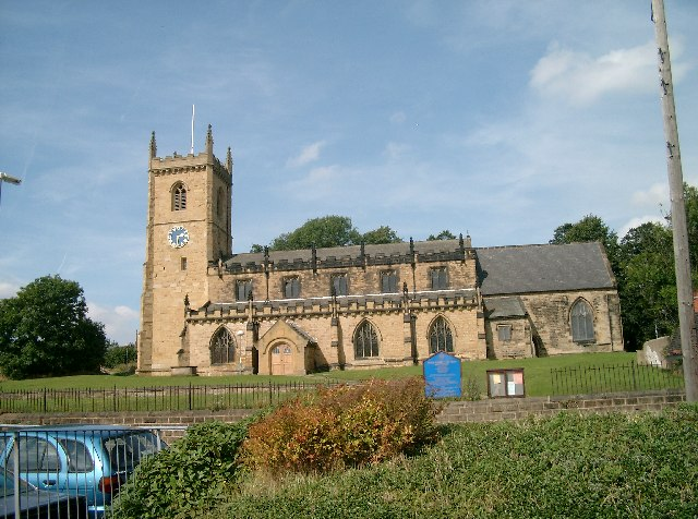 Holy Trinity Church, Rothwell