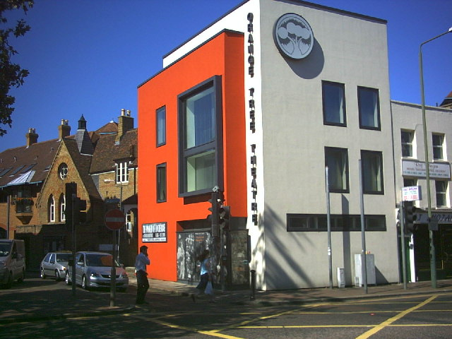 Orange Tree Theatre, Kew Road, Richmond.