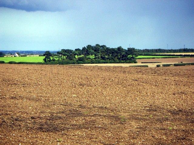 North Lincolnshire landscape