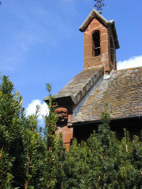 Albrighton Church